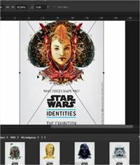 Lo nuevo de Photoshop CS6, formas y herramienta de Recorte