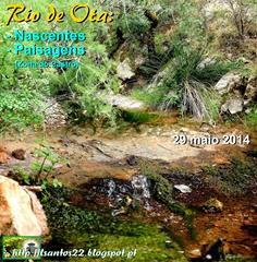 Rio de Ota - Nascentes e paisagens - 29.05.14