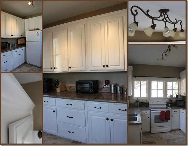 Colby's Kitchen Collage