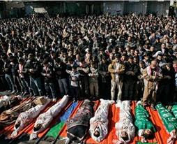 Gaza campo de concentración y exterminio