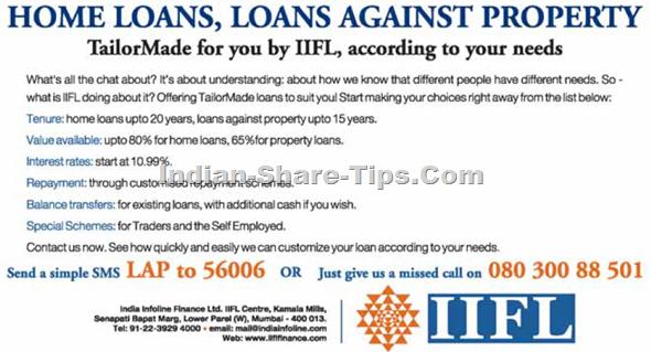 IIFL home loans