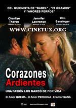 Corazones Ardientes Poster