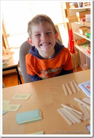 Our Aussie Homeschool ~ RS Math Games