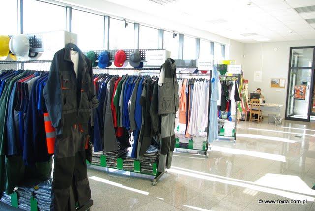 Przedsiebiorstwo Fryda - Partner Handlowy Kegel-Błażusiak Oddział w Bielsku-Białej widok wnętrza sklepu