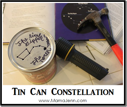 Tin Can Constellation