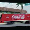 Coca\'s truck .