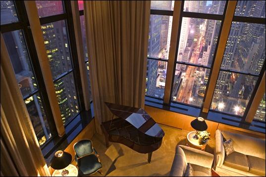 Suite triplex the NY Palace