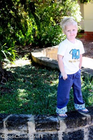 Classy Casual Boy's Pants (4)
