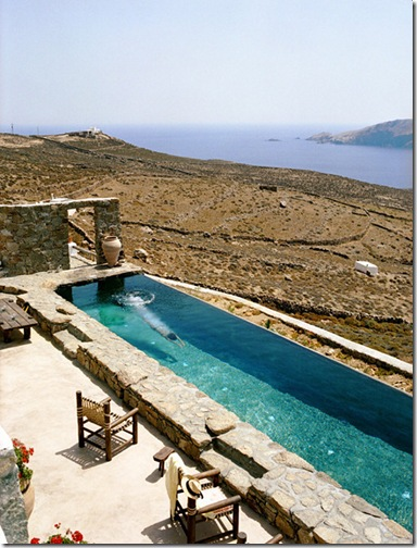 Villa Drakothea on the Greek Island of Mykonos