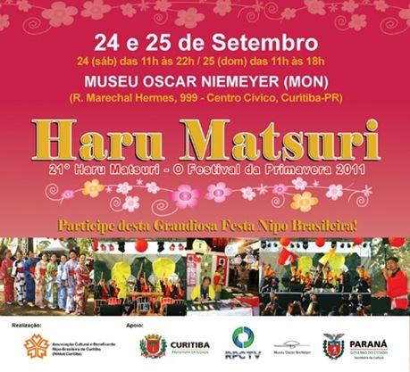 Haru Matsuri em Curitiba - MON