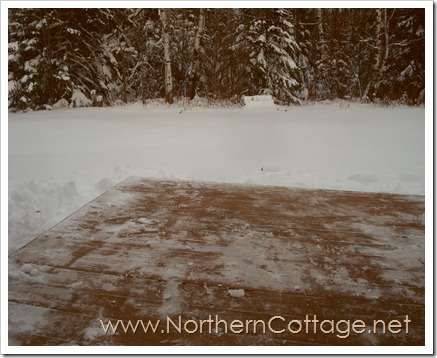 snowy @ NorthernCottage.net