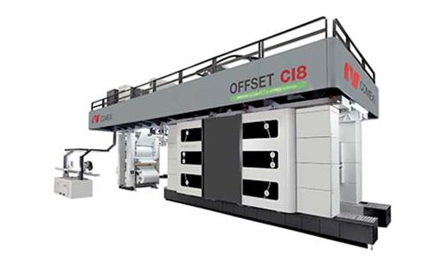 Offset CI8