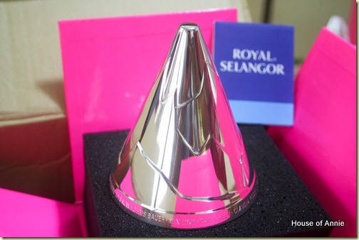 Royal Selangor Jelly Mould