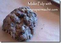 pulp looks like oatmeal
