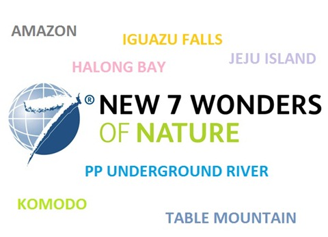 New 7 Wonders logo