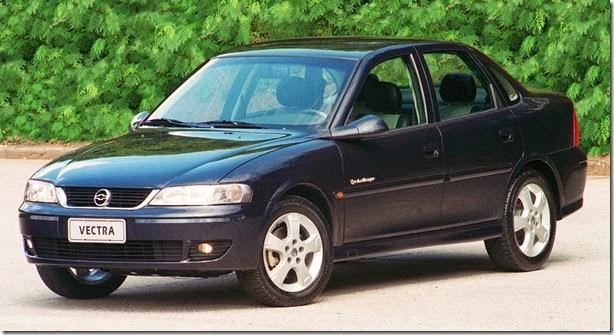 2003 Chevrolet Vectra Challenge