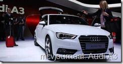 2012 Autosalon Geneve - Audi A3