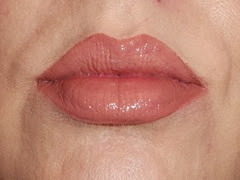 Shiseido Lacquer Gloss in BE 102 Debut