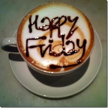 Kaffe-fredag