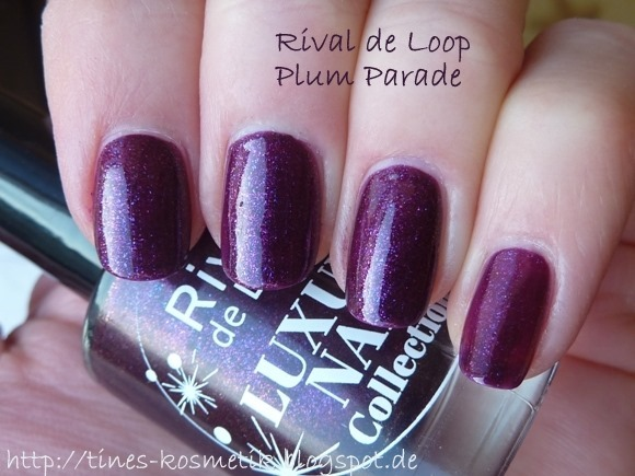 Rival de Loop Plum Parade 4