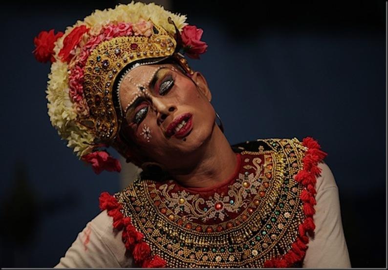 Arja Dance - Bali