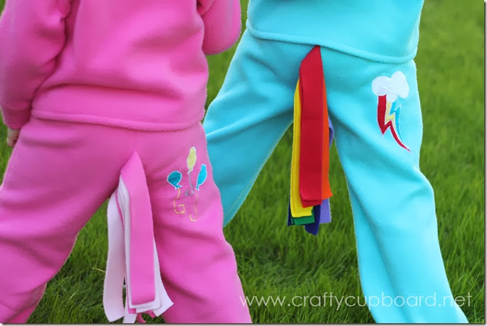 MLP Costume Cutie Marks