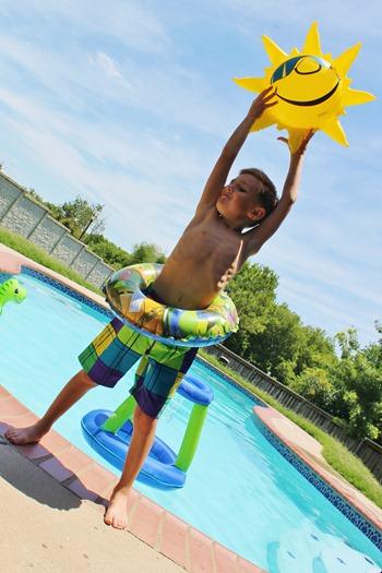 Swim Lessons & Last Day of School 076
