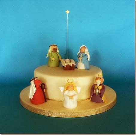 tartas navidad cosasparanavidad (23)