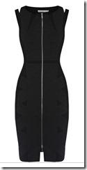 Karen Millen Zip Front Pencil Dress (on Sale)