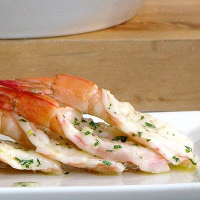 Baked Shrimp with Garlic Butter