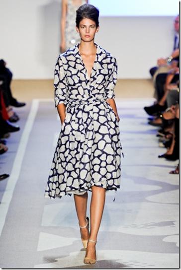 Diane Von Furstenberg Spring 2012 (8)