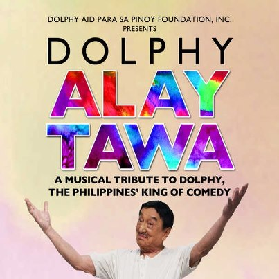 Dolphy Alay Tawa: A Musical Tribute To Dolphy, The Philippines' King Of Comedy