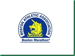 Boston Marathon logo 460