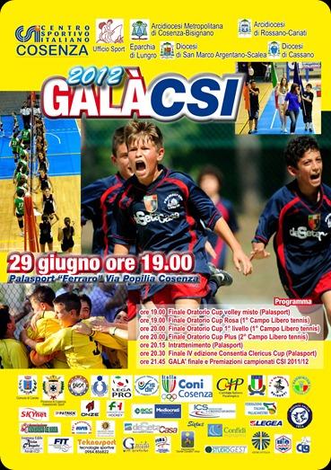 GALA_CSICOSENZA_2012