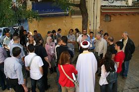 Barrio del Carmen ubicado sobre la antigua medina de Balansiya. Valencia (España).