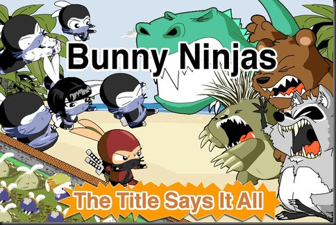 Bunny Ninjas