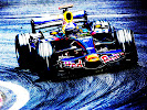 David Coulthard Red Bull RB3