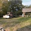 Chata Socjologa - Obozy Budowlane - Budowa - wrzesień 2005