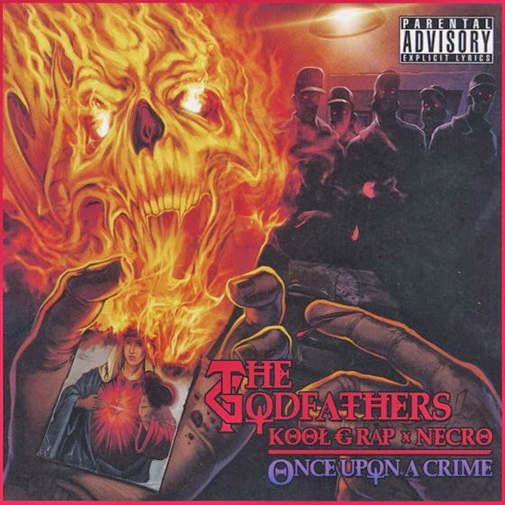 The Godfathers (Kool G Rap + Necro) - Once Upon A Crime (2013)