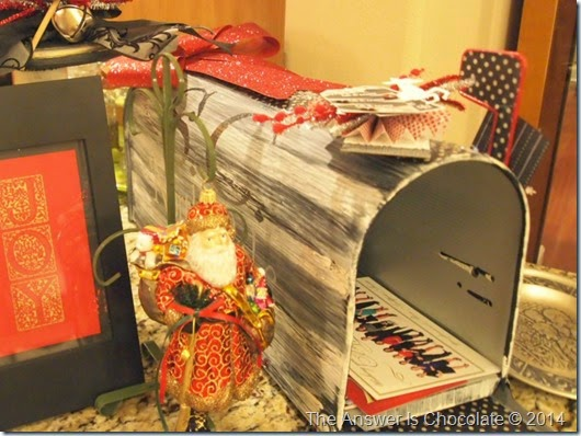Santas Mailbox 1