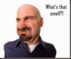bad smell