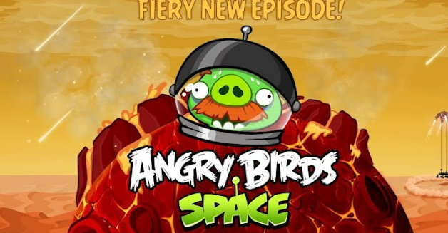 Angry Birds Space 1.3.0 para Android