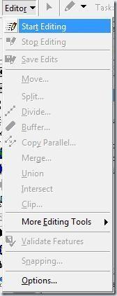 F2. Activar Start Editing
