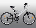 Silver Urban Trail Bike - Urban Trail - High Performance Bikes. Your one stop to seek adventure.
