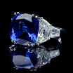 10.5ct Tanzanite and diamond engagement ring.jpg
