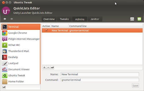 Ubuntu Tweak 0.7
