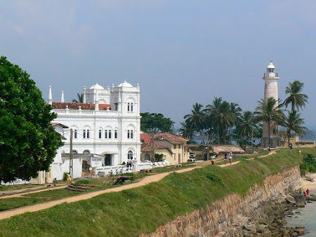 Things to do in Galle: visit The big Mosque