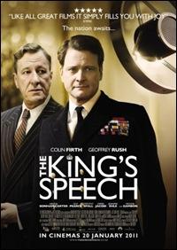 The King's Speech - poster (nz)