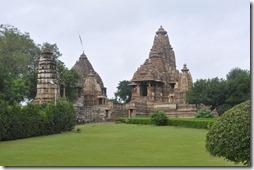 kajuraho 021 temples groupe ouest
