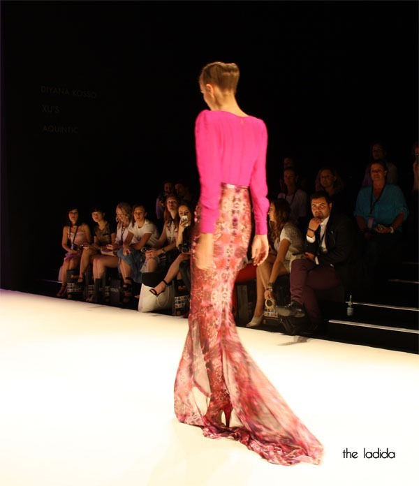 MBFWA Raffles International Showcase 2013 NARA (2)